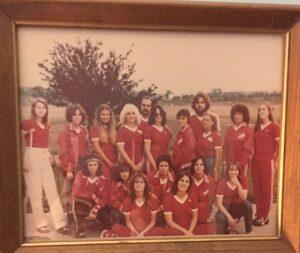 1978 Poor House Softball Team