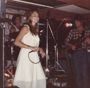 Are you a Dead Head? Karen performing with Uncle Jon's Band